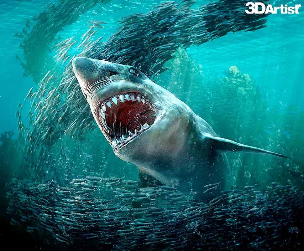 Shark - Pixelhunters