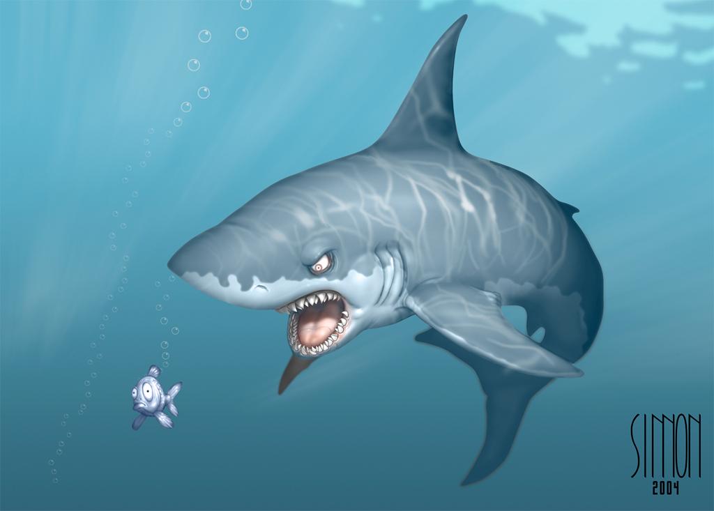 Shark - Simon Lissaman