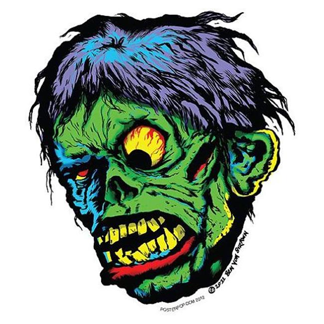 Shock Monster - Ben Von Strawn