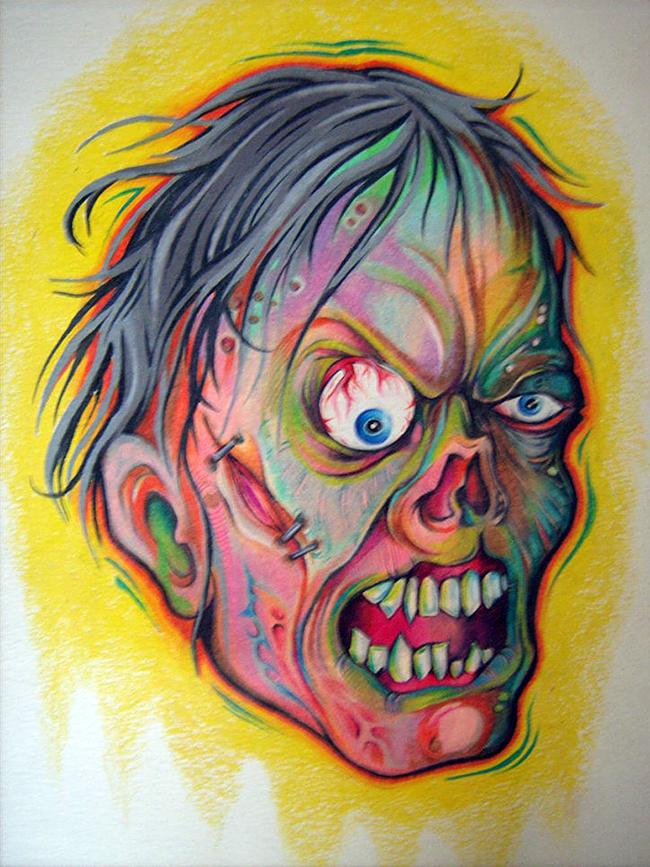 Shock Monster - Greg Lakowske