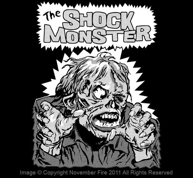 Shock Monster - November Fire