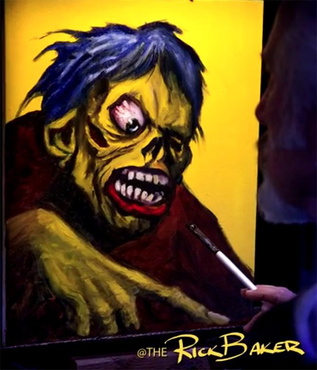 Shock Monster - Rick Baker