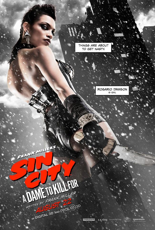 Sin City - Gail