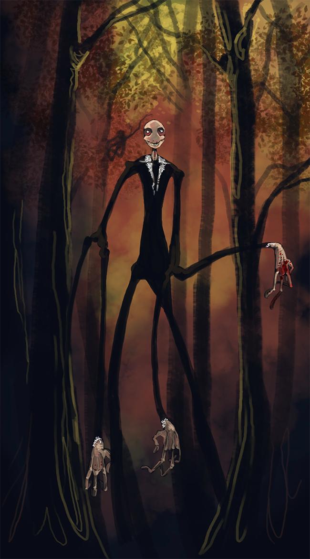 Slender Man - Andrew Caputo