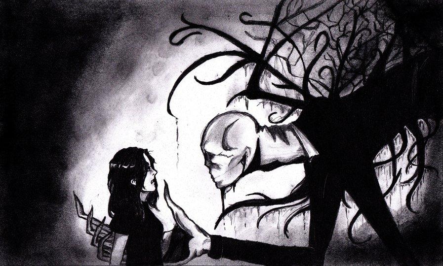 Slender Man - Darkscarecrows