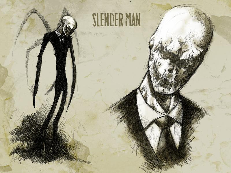 Slender Man - Francisco Vargas