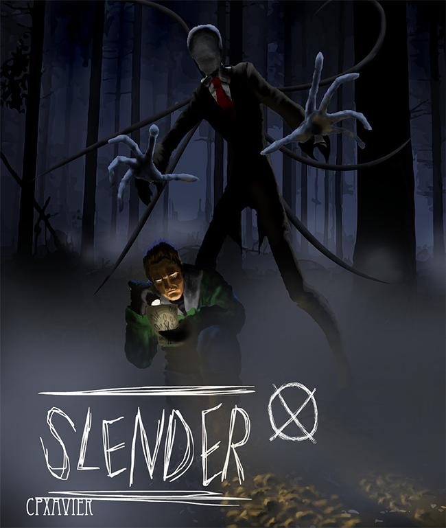 Slender Man - Javier Guerrero