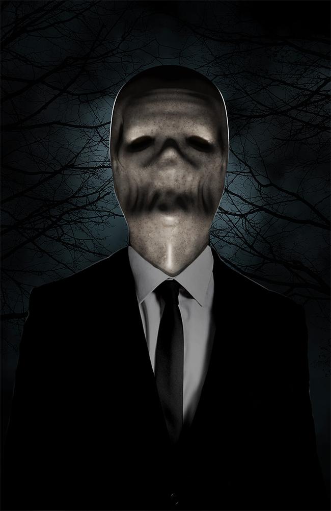 Slender Man - Jonathan Straughan
