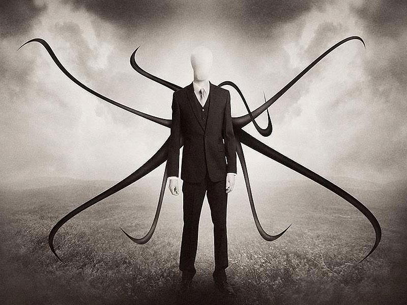 Slender Man - Mike Langguth