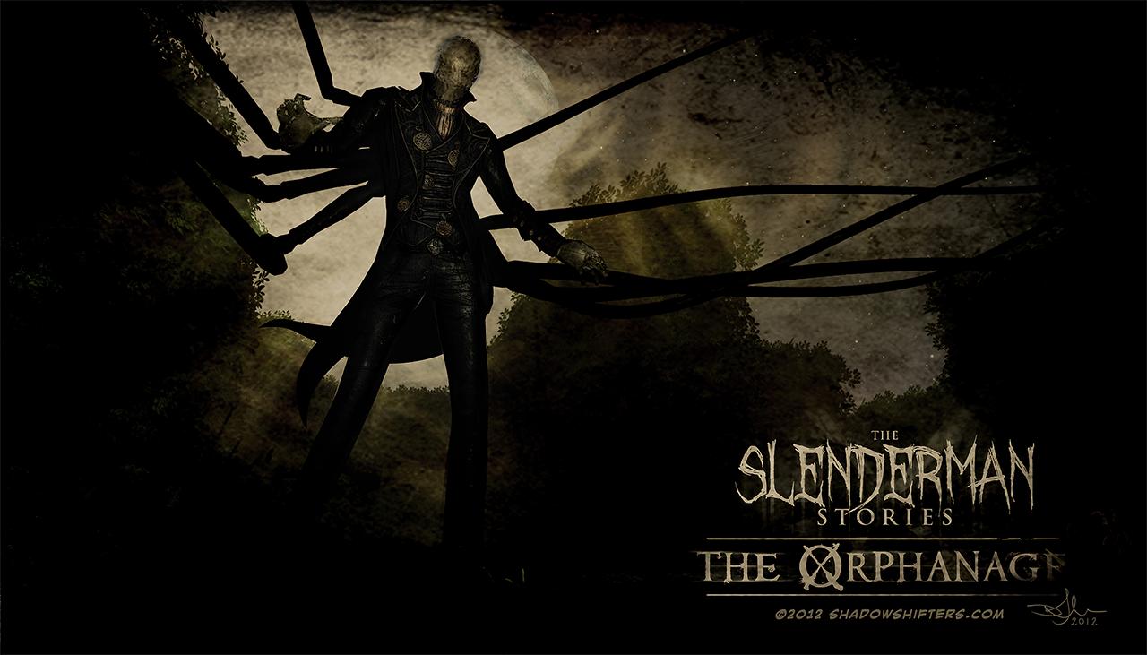 Slender Man - Shadow Shifters