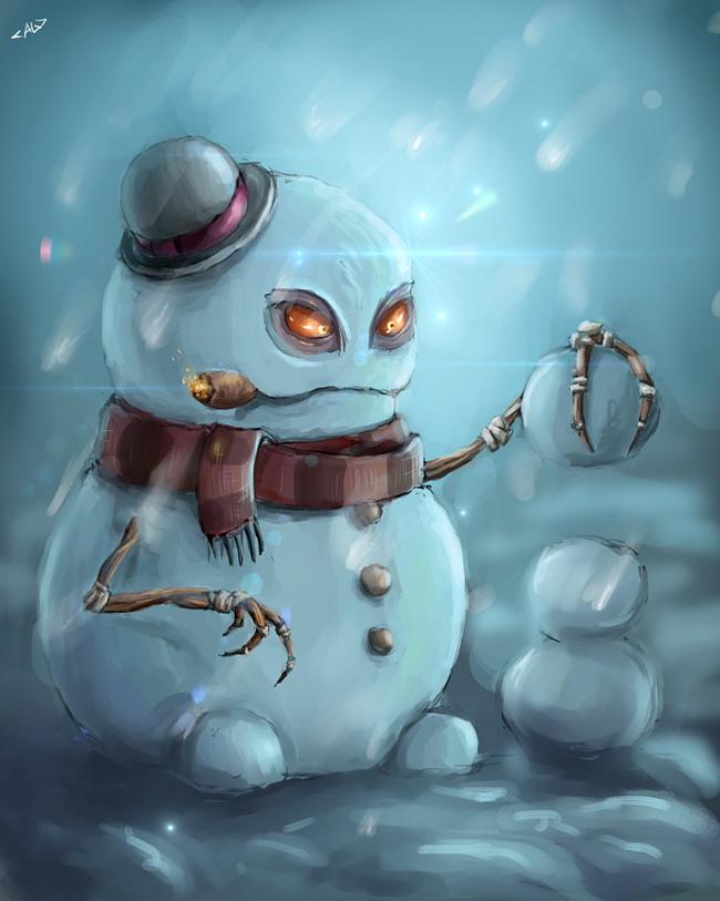 Snowman - Alexandr