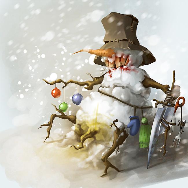Snowman - Anntema