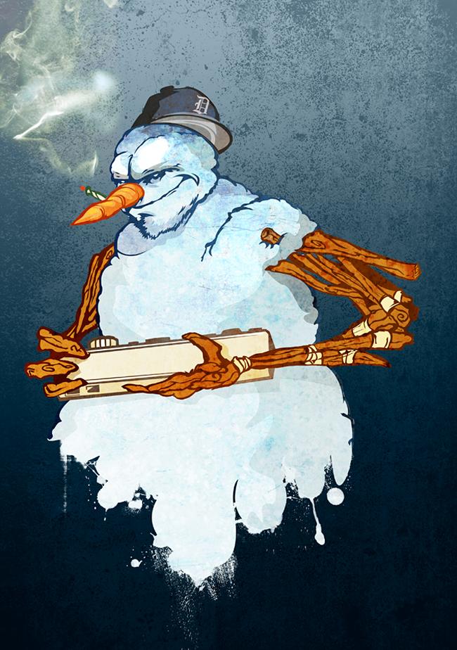 Snowman - Joey Zero