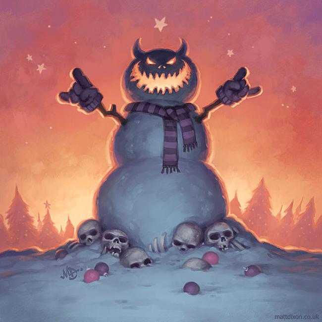 Snowman - Matt Dixon