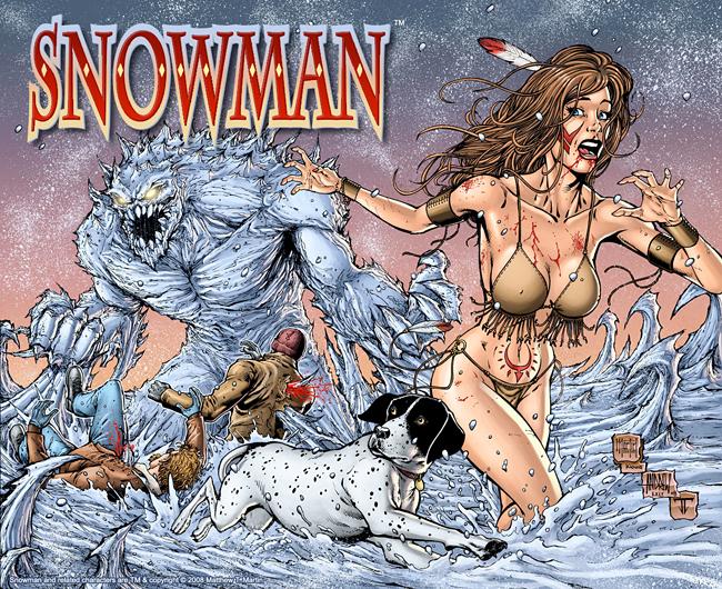 Snowman - Matt Martin