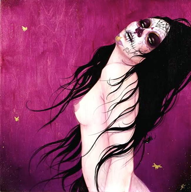 Sylvia Ji - Purple Crush