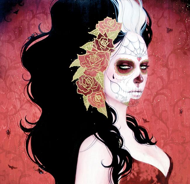 Sylvia Ji - Scarlet Rose