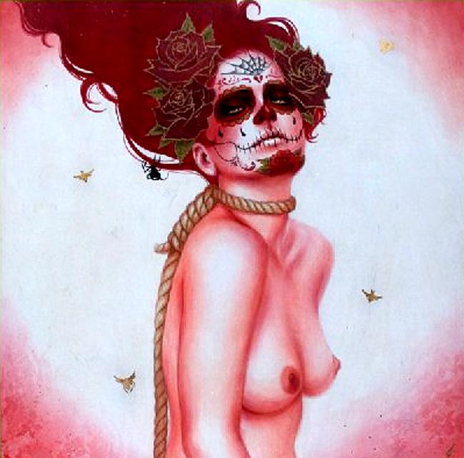 Sylvia Ji - La Pelirroja