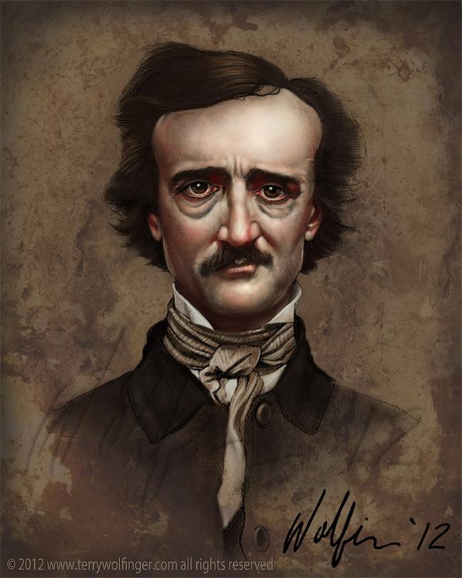 Terry Wolfinger - Edgar Allen Poe
