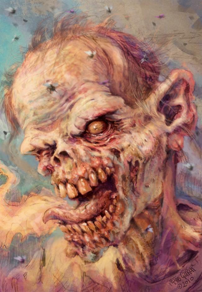 The Gurch - Zombie Zombie Zombie