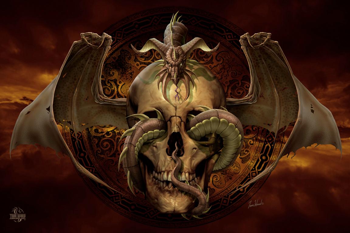 Dark Skull 1080x1920 Mobile Wallpaper View Original Size Source Tom Wood 19 Images Church Of Halloween Dissent Dreamy Fantasy Soldiers Skulls