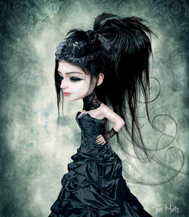 Toon Hertz - Dark Lady