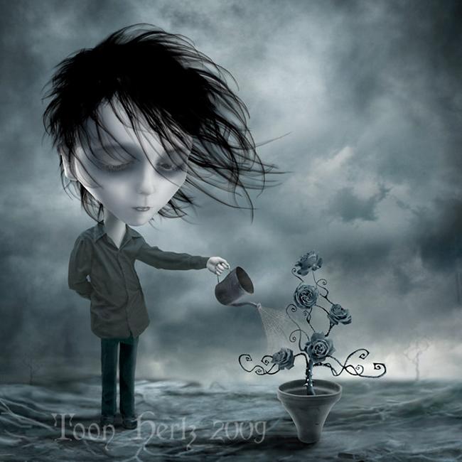 Toon Hertz - Little Sad Boy III