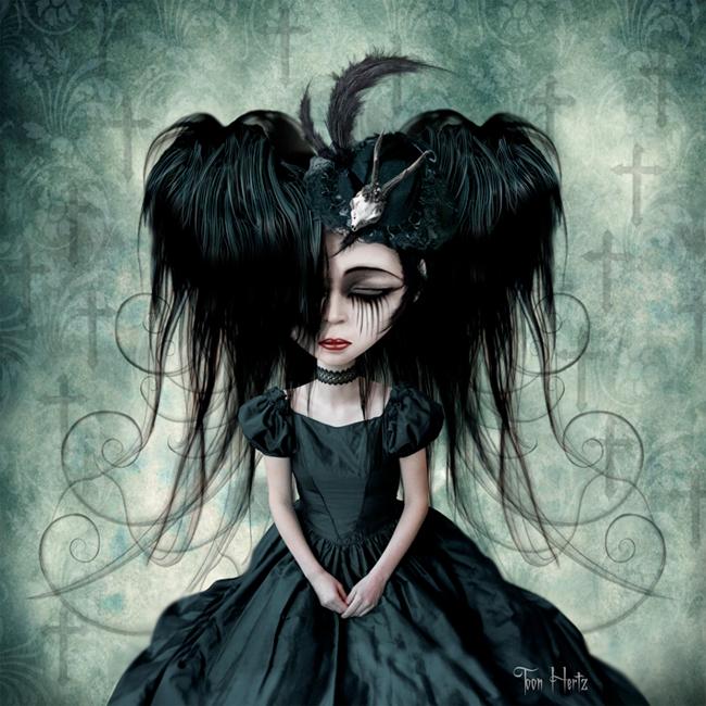 Toon Hertz - Little Sad Girl II