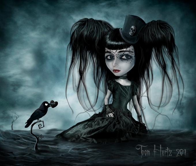 Toon Hertz - Little Sad Girl