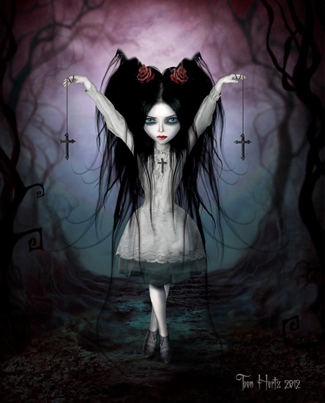 Toon Hertz - Little Witch