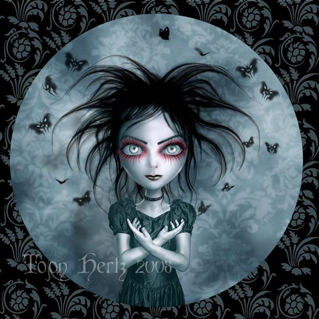 Toon Hertz - Voodoo Girl