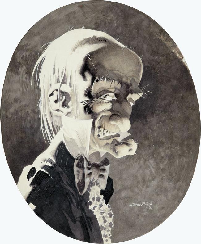 Uncle Creepy - Bernie Wrightson