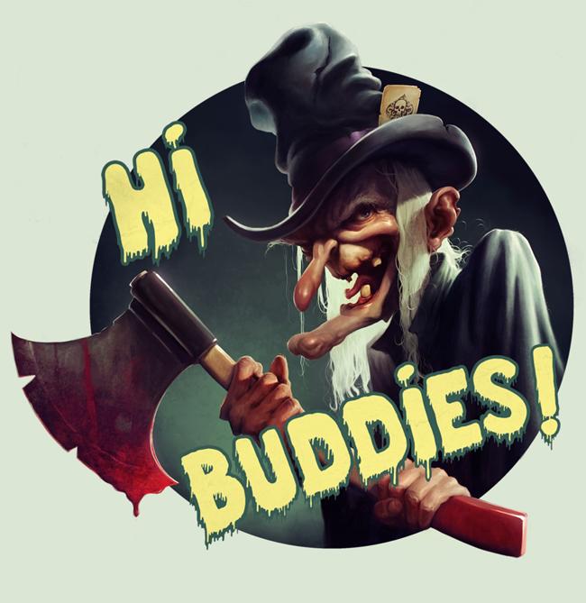 Uncle Creepy - Borja Pindado