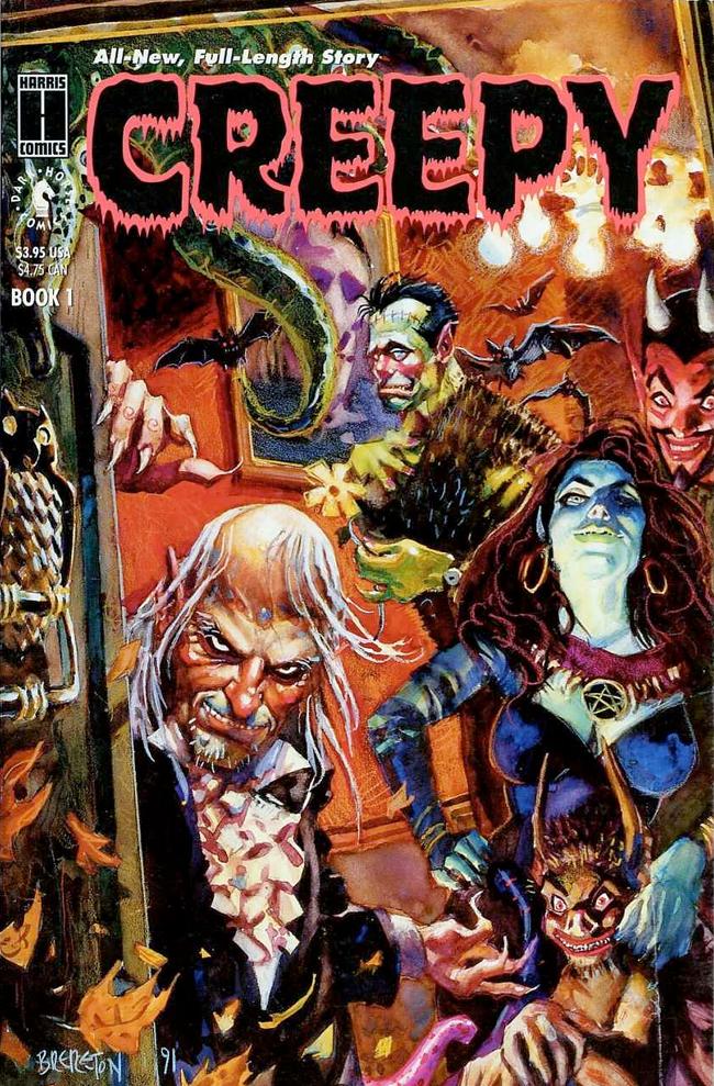 Uncle Creepy - Dan Brereton