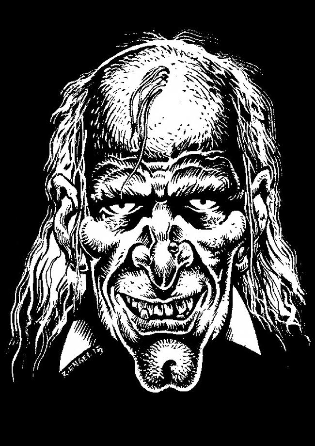 Uncle Creepy - Rainer F. Engel