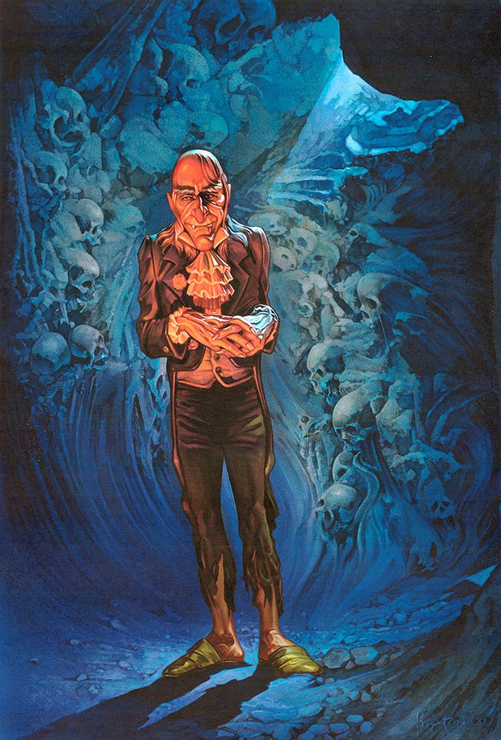 Uncle Creepy - Jeff Preston