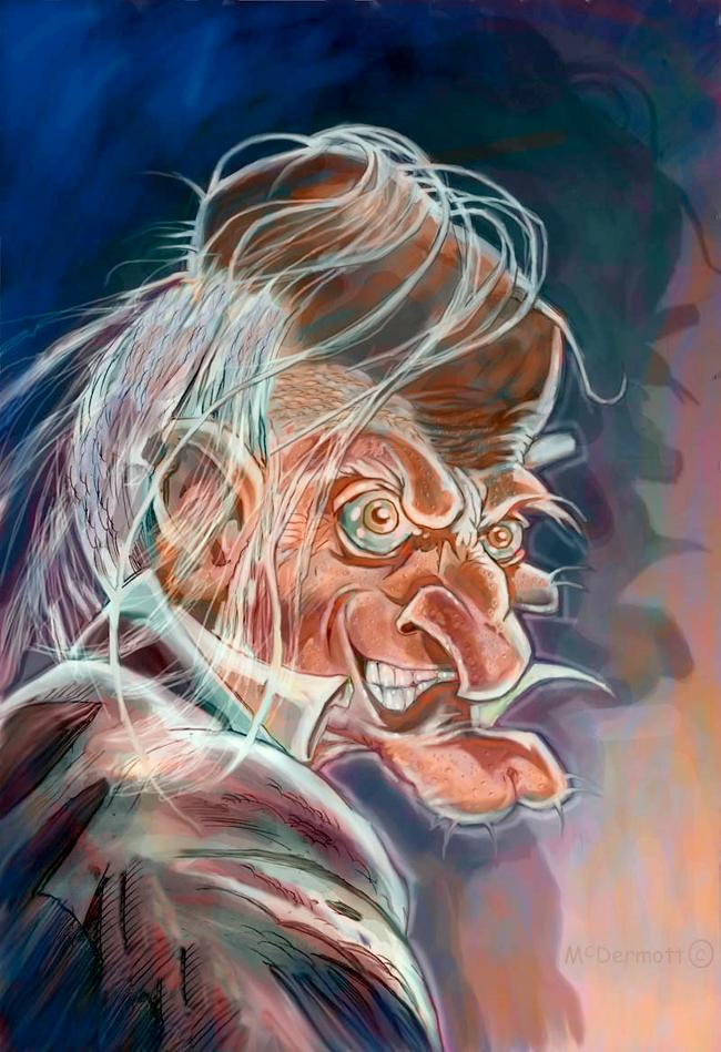 Uncle Creepy - Jim McDermott