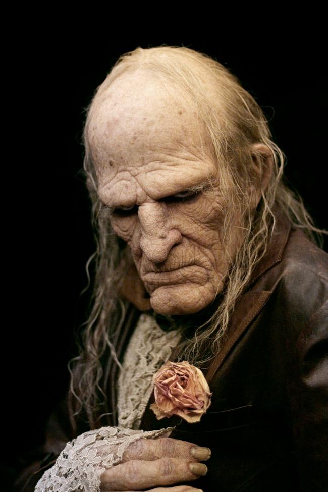 Uncle Creepy - Joel Harlow