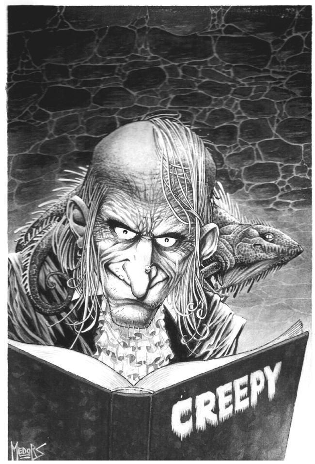 Uncle Creepy - Josh Medors