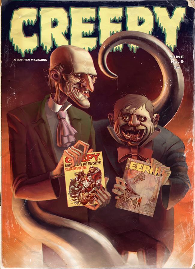 Uncle Creepy - Lucas Soriano