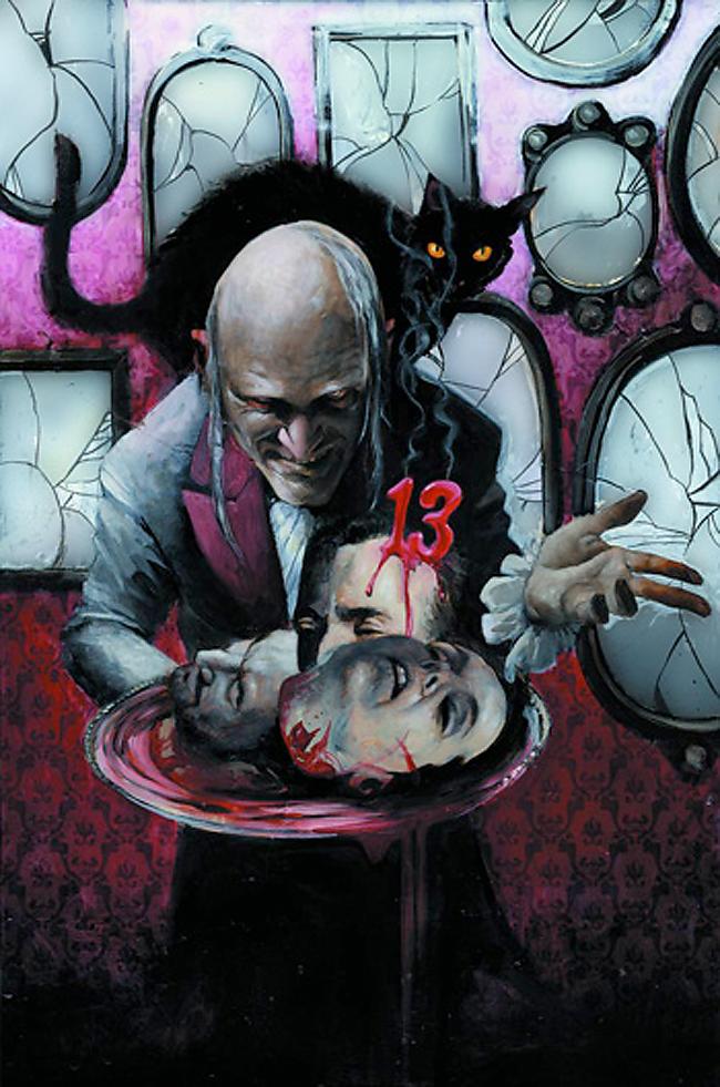 Uncle Creepy - Matt Wagner