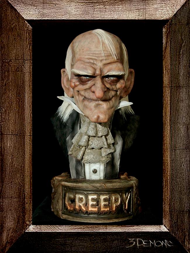 Uncle Creepy - Needful Things
