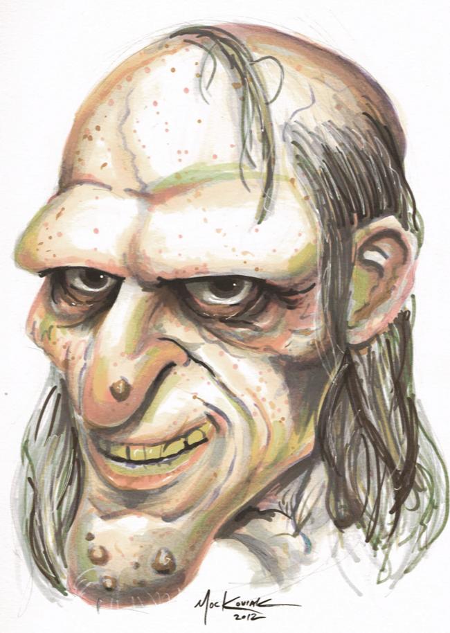 Uncle Creepy - Nick Mockoviak