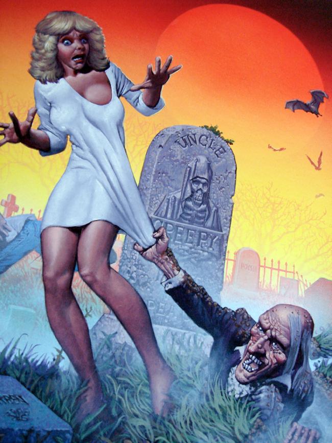 Uncle Creepy - Richard Corben