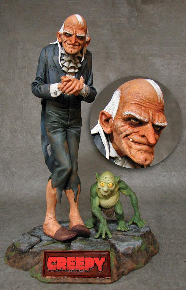 Uncle Creepy - Tony Cipriano