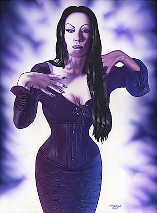 Vampira - Jeff Pittarelli