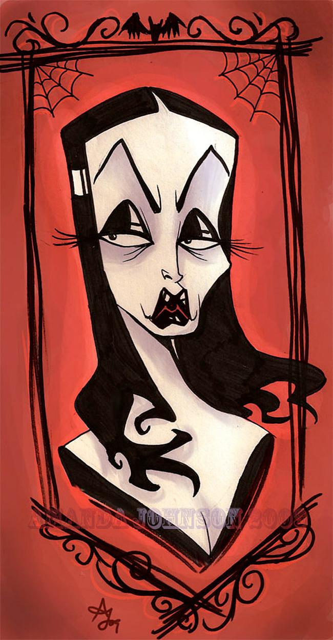 Vampira - Mandi Madcat