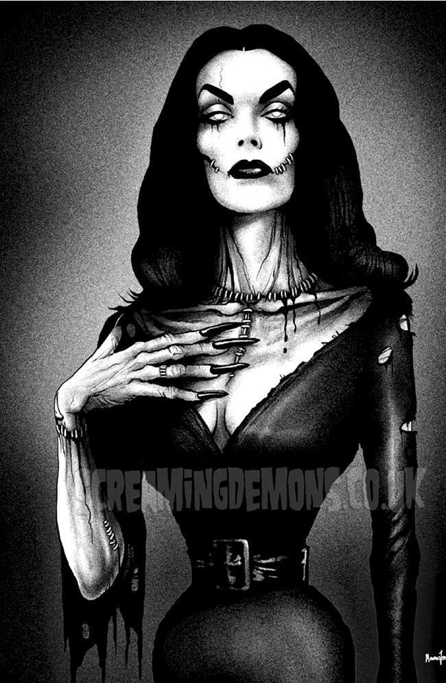 Vampira - Marcus Jones