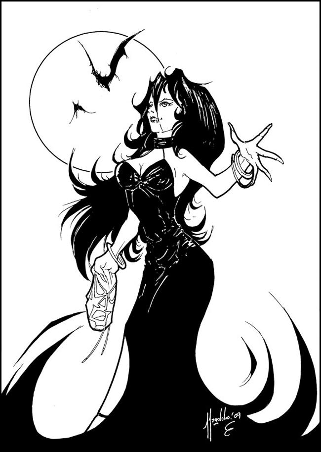 Vampira - Mario A. Romero