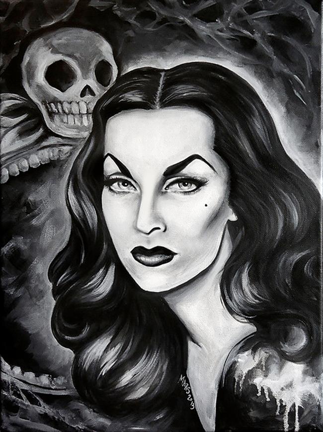 Vampira - Megan Mars